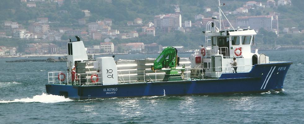 Montajes cancelas un referente de la construcci n naval for Empresas de construccion en vigo